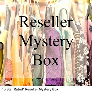 10 item reseller mystery box